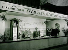 Mentholatum Canada Wartime Photo