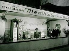 Mentholatum Canada Wartime Photo